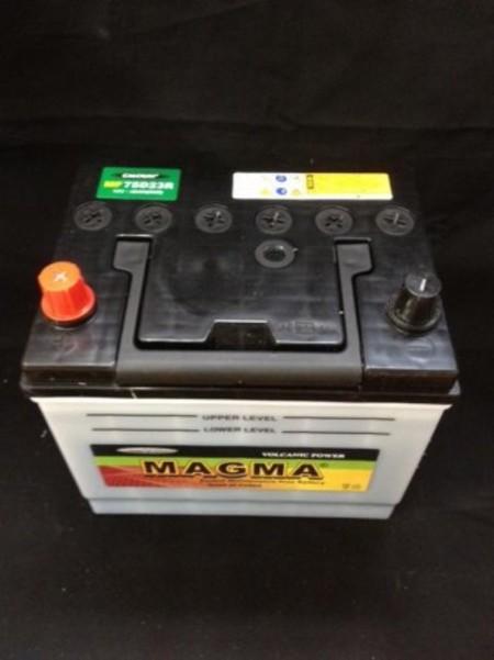 マグマバッテリー 75D23R  (55D23R 65D23R)互換品 即日発送