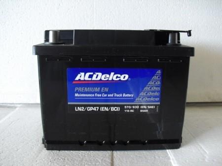 ACデルコバッテリー LN2  56219 SLX-6C 即日発送です。