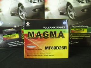 マグマバッテリー 80D26R  75D26R 65D26R 互換 即日発送