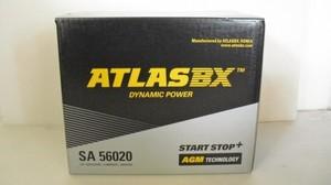 アイドリングストップ車  560-20 バッテリー