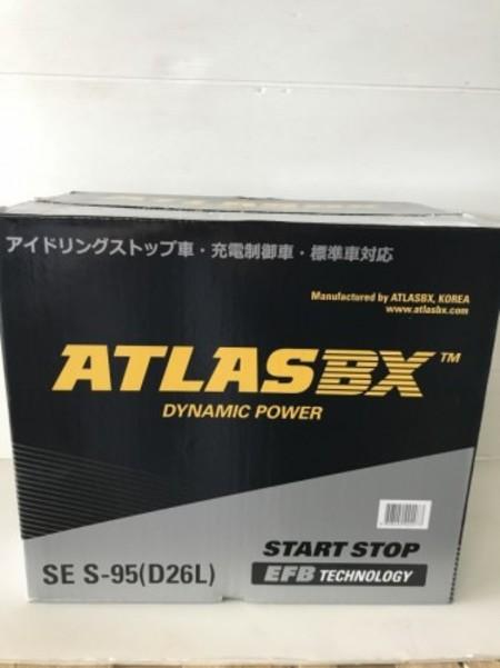 アイドリングストップ車  S-95 S-95R バッテリー