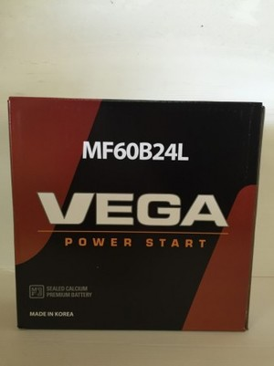 VEGAバッテリー 60B24L 完全密閉