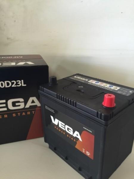 VEGAバッテリー 80D23L