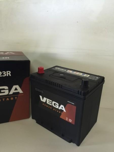 VEGAバッテリー 80D23R 完全密閉 末尾D23R同等品