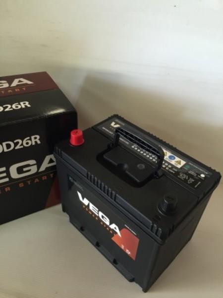 VEGAバッテリー 90D26R (75D26R 80D26R)同等品