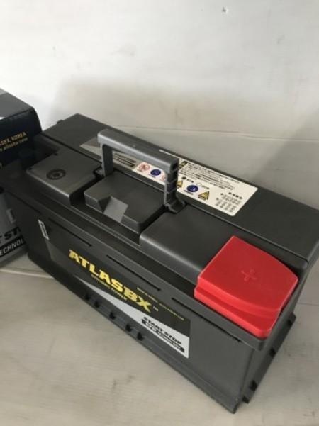 アトラス SE610-10 110A ボッシュSLX-1B デルコLN-6