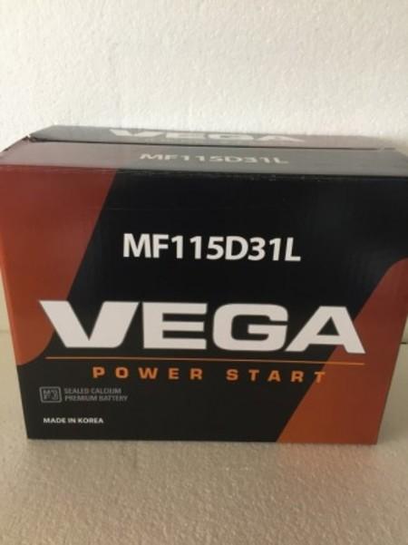 VEGAバッテリー 115D31L 末尾D31Lと同等品