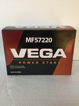 VEGAバッテリー 57220 完全密ペイ